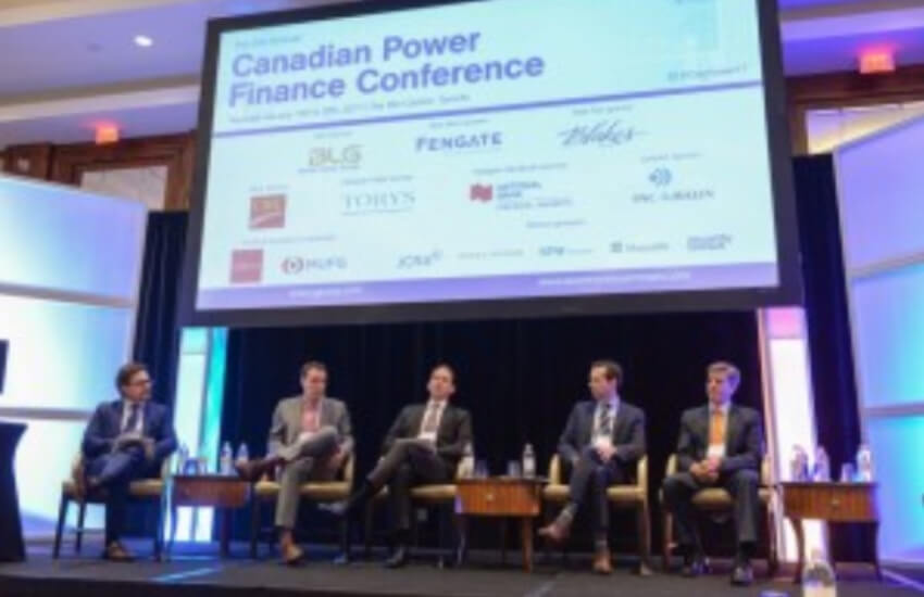 Canadian Power Finance Conference